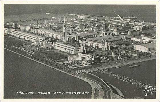 Engineering Marvels Of 1939 Postcards Golden Gate